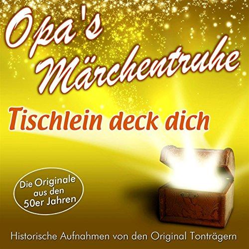 Tischlein deck dich (Opa's Märchentruhe) Titelbild