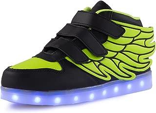 Qkettle Unisex-Child Kids Led Shoes