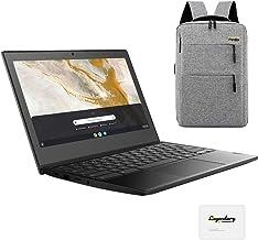 """2021 Lenovo 3 11"""" Lightweight Chromebook, 11.6-Inch HD Display, AMD A6-9220C Dual-Core Processor, 4GB LPDDR3, 32GB eMMC, W..."""
