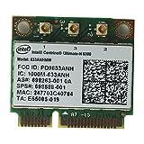 Intel WiFi Link Intel Ultimate-N 6300 SPS: 698588-001 WIFI wireless network card for HP