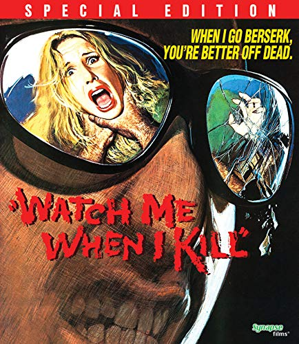 Watch Me When I Kill [Blu-ray]