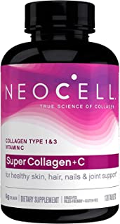 Neocell Super Collagen Plus C - 120 Tablets