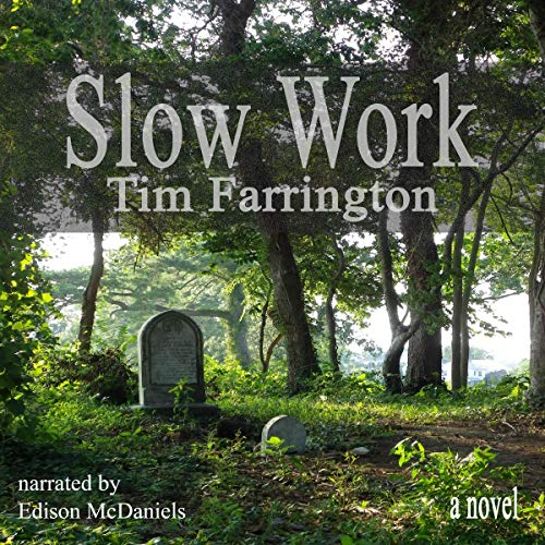 Slow Work audiobook cover art