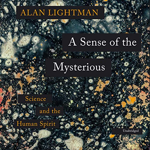 A Sense of the Mysterious audiobook cover art