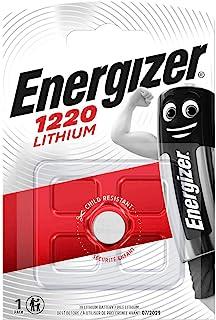 Energizer E300163600 E300163600-Pila CR1220