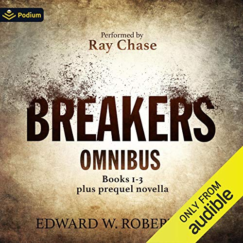 The Breakers Omnibus  By  cover art