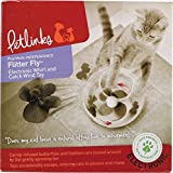 Petlinks Flitter Fly Electronic Whirl and Catch Wind Toy by Petlinks