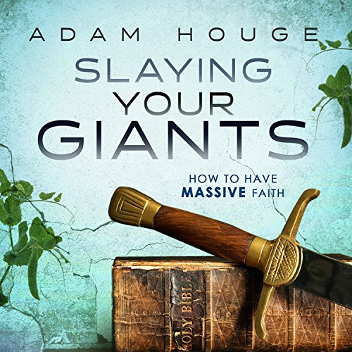 Slaying Your Giants audiobook cover art