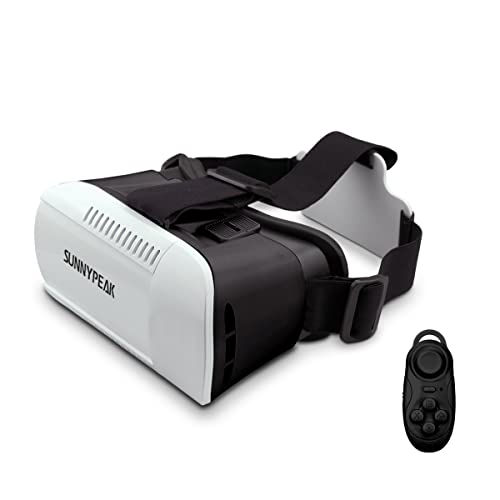 911806dc0e51 SUNNYPEAK Focal   Pupil Distance Adjustment Google Cardboard VR Virtual  Reality Headset 3D Video Movie Game