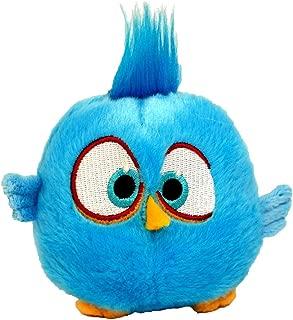 Angry Birds Movie Blue Hatchling Plush, 5