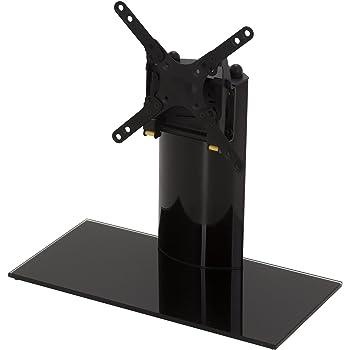 Soporte con pedestal para TV: Amazon.es: Electrónica
