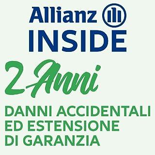 Allianz Inside, Il Valore della Copertura assicurativa Danni accidentali ed Estensione di Garanzia con validità di Due Ann...