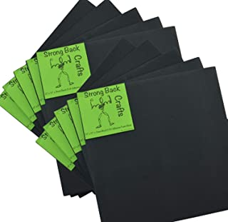 black foam sheets for crafts