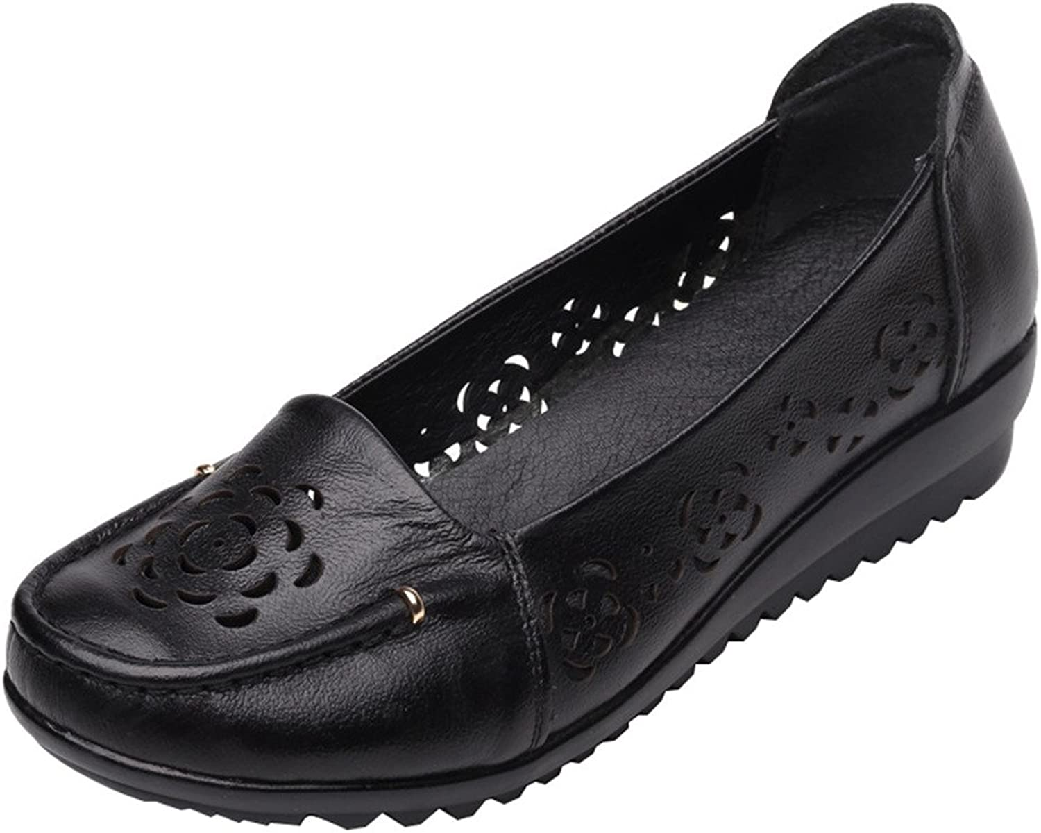 Optimal Women's Esha Marigold Flat