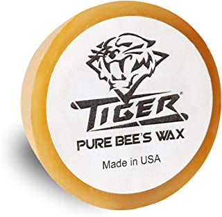 Tiger E-Z Shine Pure Bees Wax for Billiard Pool Cue Tips Shafts