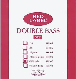 Super Sensitive String Bass Care (8107)