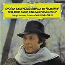Dvorak: Symphony No.9. Schubert