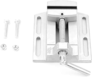 Wnuanjun 1 stuk industriële zware levensduur 2,5 inch boormachine Vise frezen boorklemma machine Vise Tool Workshop Gereed...