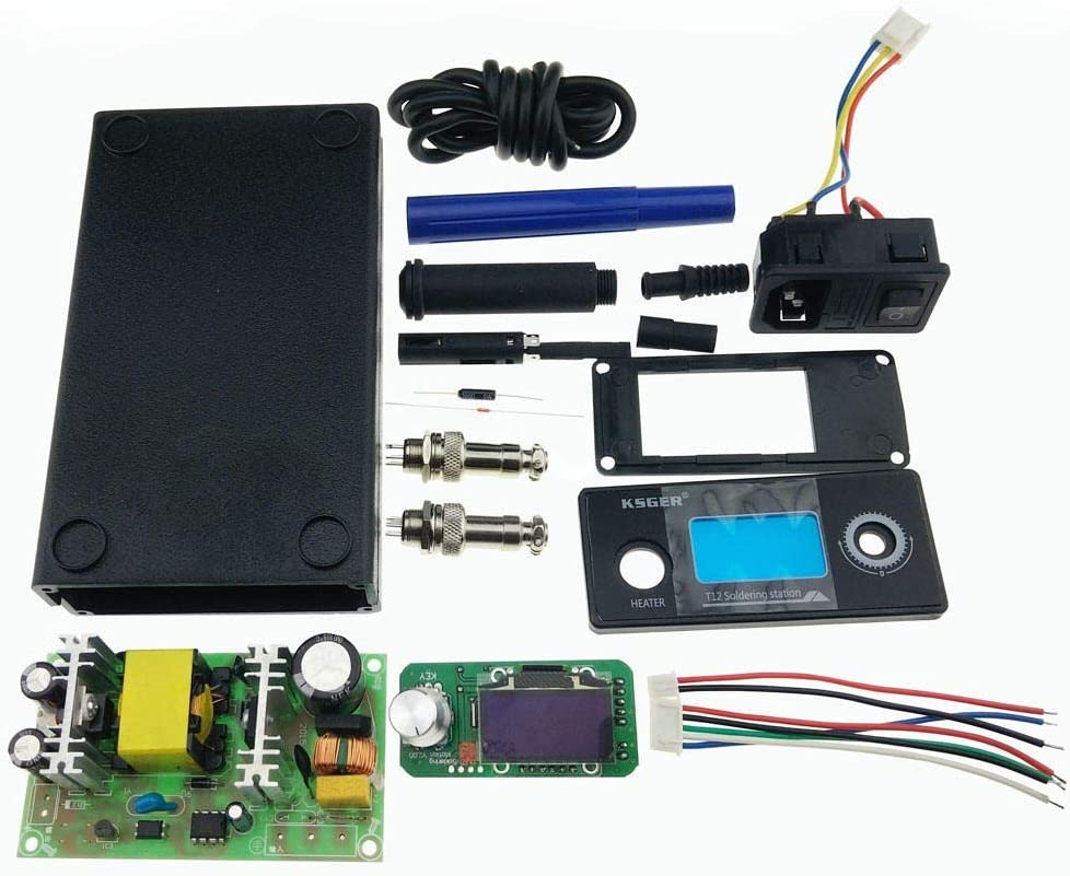 Bearing Tool Year-end annual account Accessories Diy T12 OLED Digital V2.0 Solderi Max 59% OFF STM32