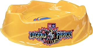 Stadium for Beyblade, Beystadium Battle Arena,10 Inch Playable Area, Thick Material