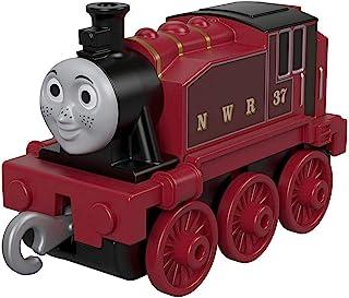 Thomas & Friends Thomas and Friends GDJ45 Trackmaster Push Along Rosie Metal Train Engine, Multi-Colour