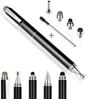 Broonel Black Fine Point Digital Active Stylus Pen Compatible with The Dell Chromebook 11 3000 11.6 Inch