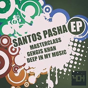 Santos Pasha - EP