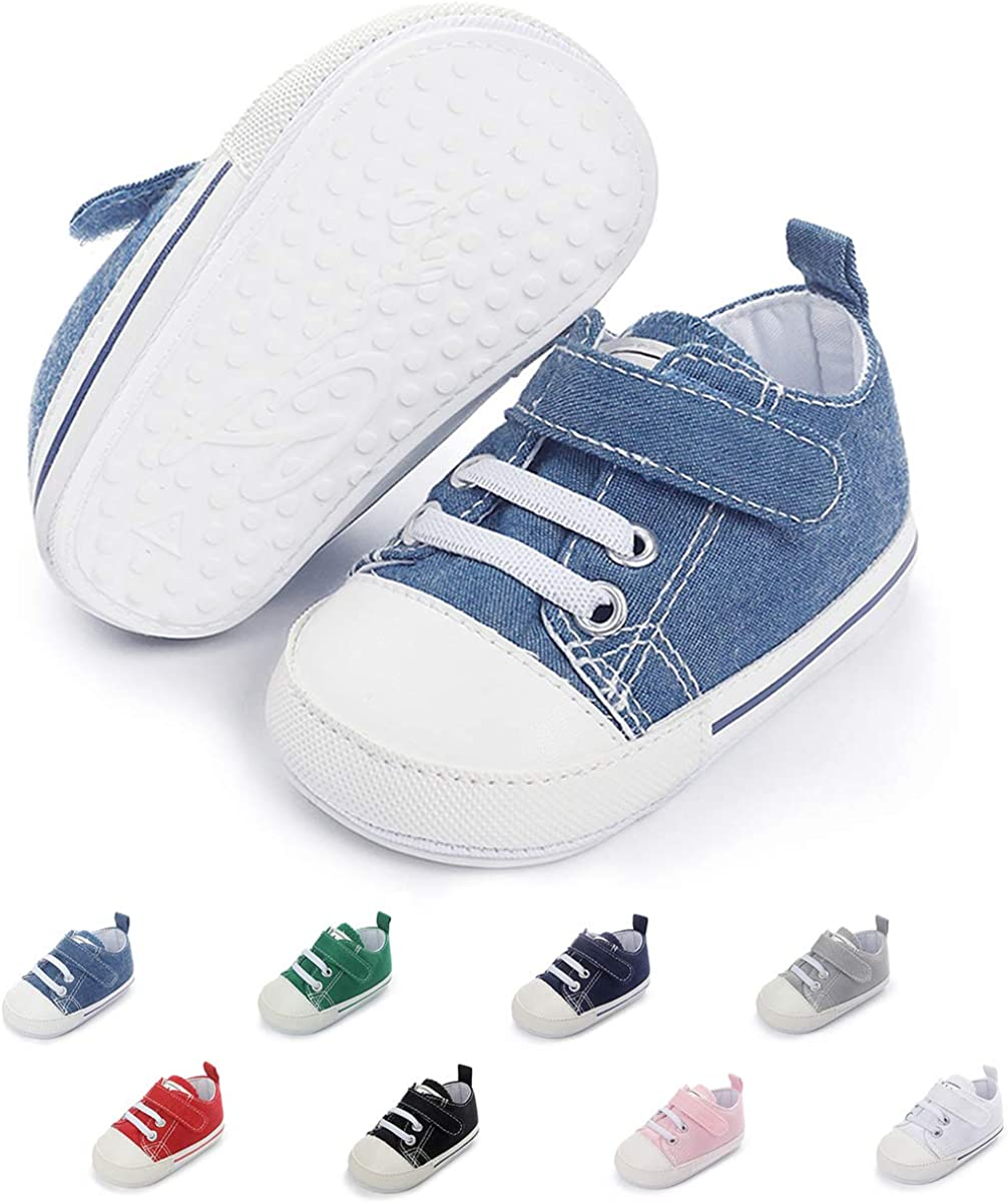 ENERCAKE Large special price !! Infant Baby Girls Boys Shoes Moccasins Soft Sol On Slip Outlet sale feature
