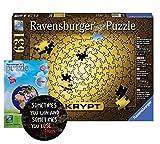 Ravensburger Krypt Gold 151523 - Puzzle para adultos (incluye pegatina de Sometimes You Win.. y puzle 3D)