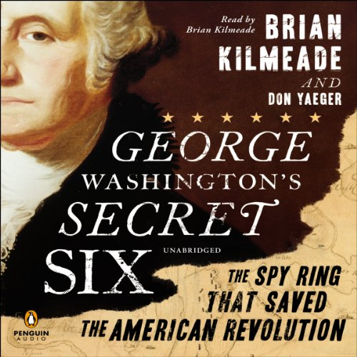 George Washington's Secret Six cover art