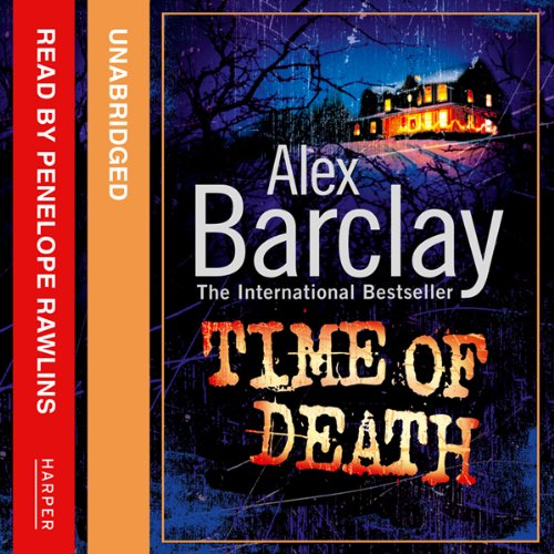 Time of Death audiobook cover art