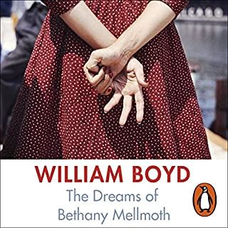 The Dreams of Bethany Mellmoth cover art
