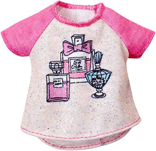 Barbie Paquete de moda, Top Spritz con purpurina