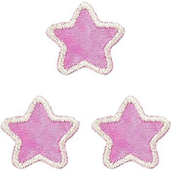 ミノダ ひらがな 星 ピンク (3枚セット) AM0188