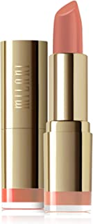 Milani Color Statement Lipstick - Nude Crème, Cruelty-Free Nourishing Lip Stick in Vibrant Shades, Pink Lipstick, 0.14 Ounce