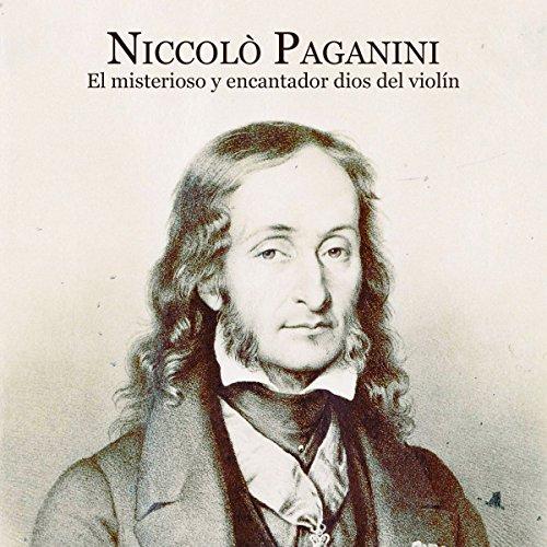 Niccolò Paganini copertina