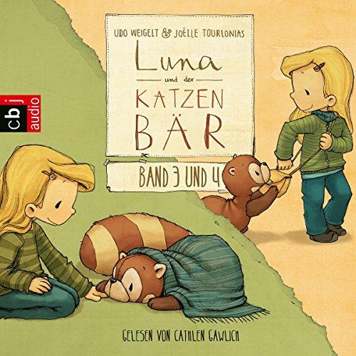 Ein magischer Ausflug / Luna und der Katzenbär gehen in den Kindergarten Titelbild