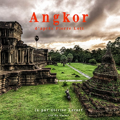 Angkor audiobook cover art