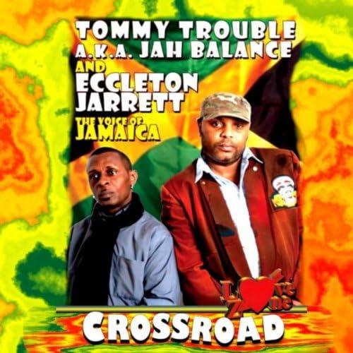 Tommy Trouble & Eccleton Jarrett