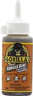 Gorilla Glue Original, 100% Waterproof, Indoor & Outdoor, Polyurethane Glue, Versatile Bonding Adhesive, Easy Application ...