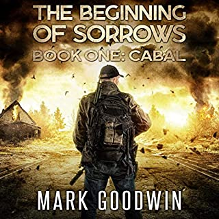 The Beginning of Sorrows cover art