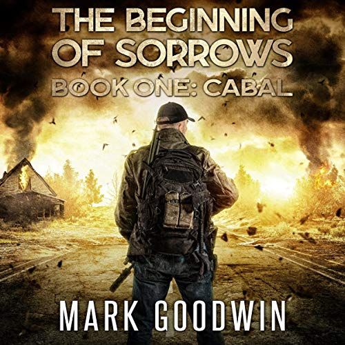 The Beginning of Sorrows audiobook cover art