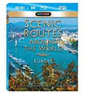 Scenic Routes Around the World: Europe [Blu-ray] [Import]
