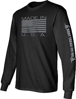 Made in USA Longsleeve T-Shirt - Black