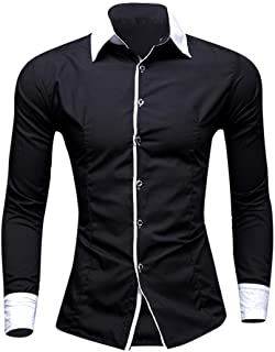 a6a206e422 Subfamily Chemises Homme Mode T-Shirts et Polos Homme Top Chemises Casual  T-Shirt
