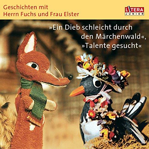 Ein Dieb schleicht durch den Märchenwald - Talente gesucht Titelbild