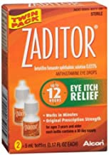 Best over the counter allergy eye drops zaditor Reviews