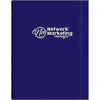edizione speciale Agenda organizer per Network Marketing Rete Marketing Manager 2020 vendita diretta e MLM