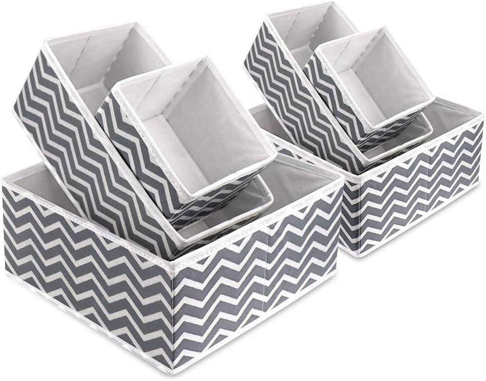5 ☆ very popular LGH Fabric Storage Box Bin Rare Foldable Insert Drawer