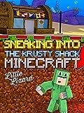 Clip: Sneaking into the Krusty Shack Minecraft - Little Lizard